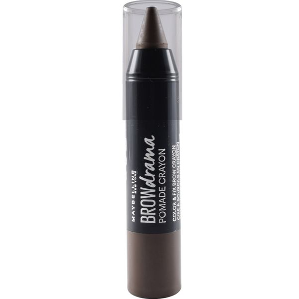 Delineador-de-Cejas-Brow-Drama-Pomade-Crayon-02-Medium-Brown-Waterproof-x-13-gr