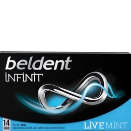 Chicle-sin-azucar-Infinit-Live-Mint-x-266-gr