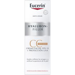 Crema-CC-Facial-Eucerin-Hyalluron-Filler-FPS-15-x-50-ml