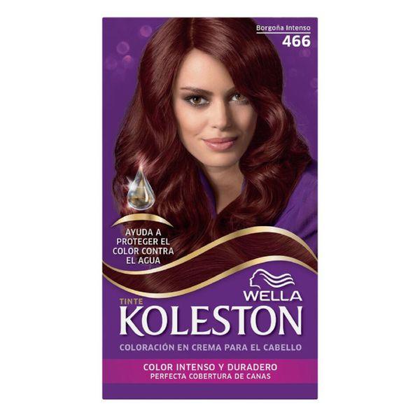 Colores de tintes para el cabello koleston