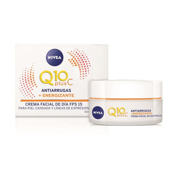 Crema-Facial-Antiarrugas-De-Dia-Q10-Plus-FPS-15-X-50-Ml