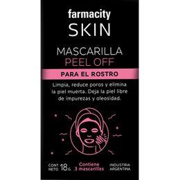 Mascara-Facial-Farmacity-Skin-Peel-Off-X-3-Un