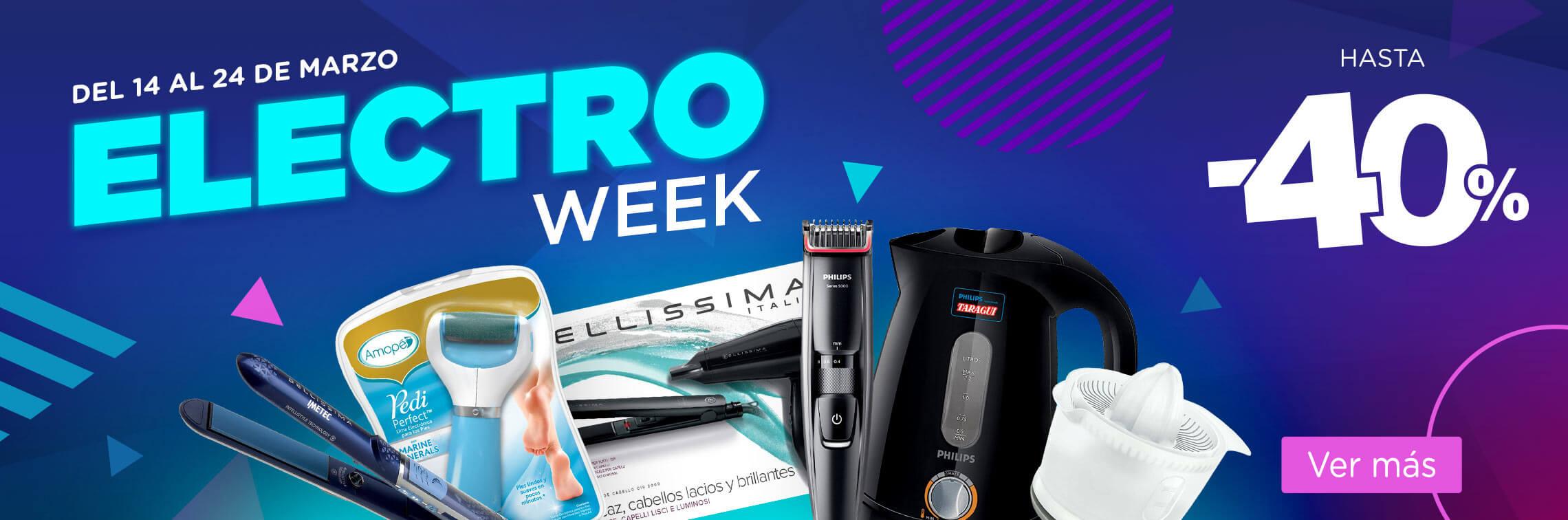Electro Week