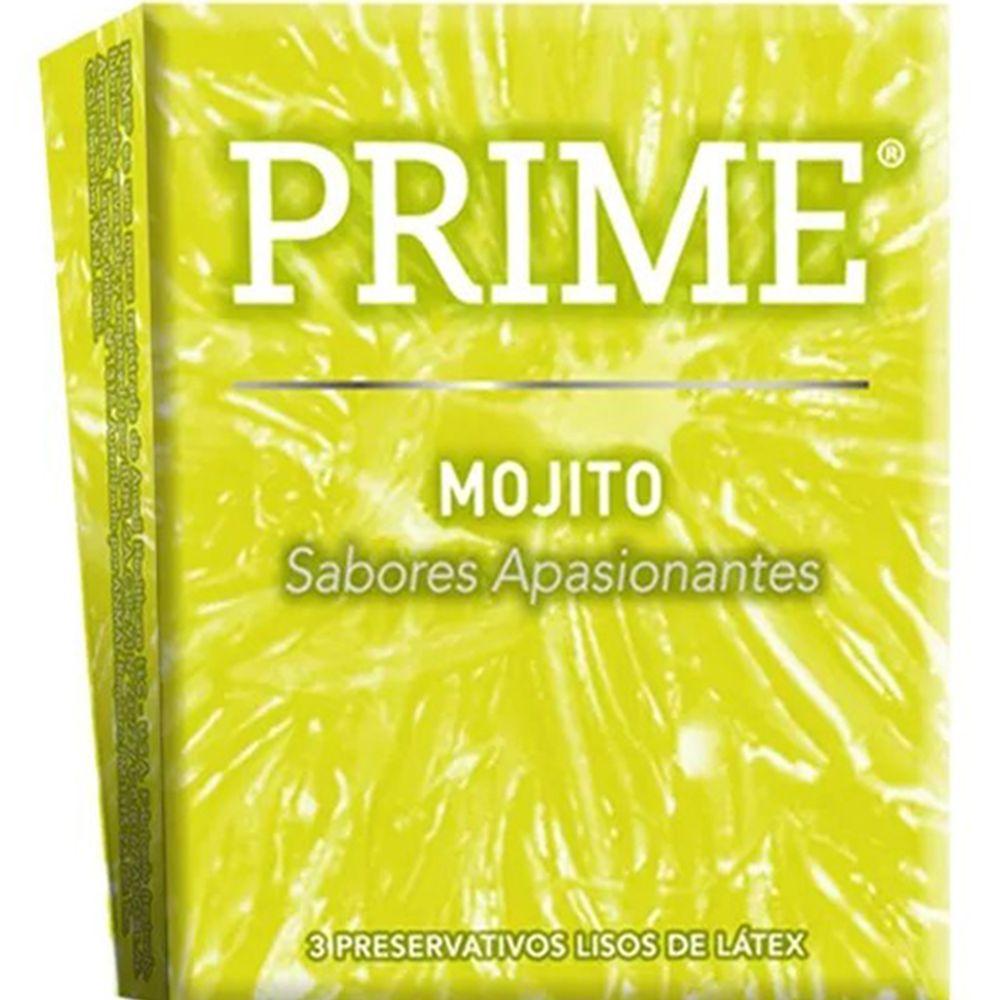 Mojito Farmacityar Prime Lisos Un Latex X 3 Preservativos De qT0w0g