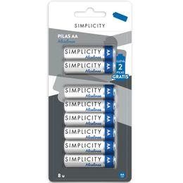 pilas-alcalinas-simplicity-aa-x-6-un-mas-2-gratis