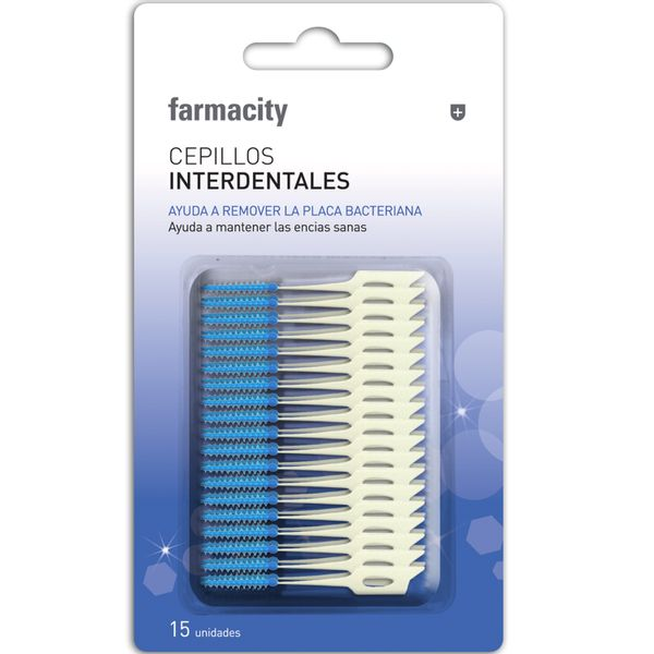 cepillo-interdental-farmacity-15-un
