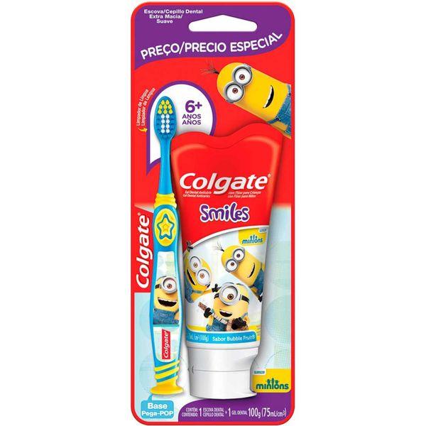 cepillo-colgate-minions-crema-dental-colgate-minion