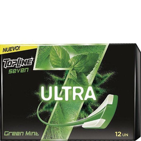 chicles-topline-7-ultra-green-mint-x-24-gr