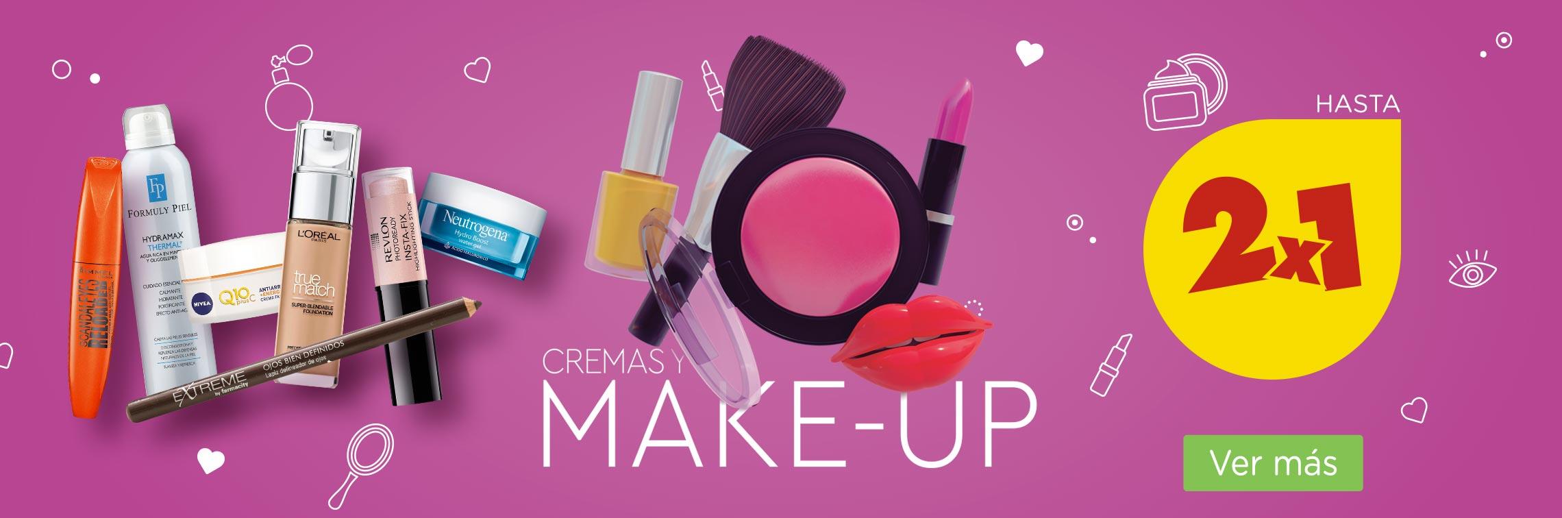 Make Up 2x1