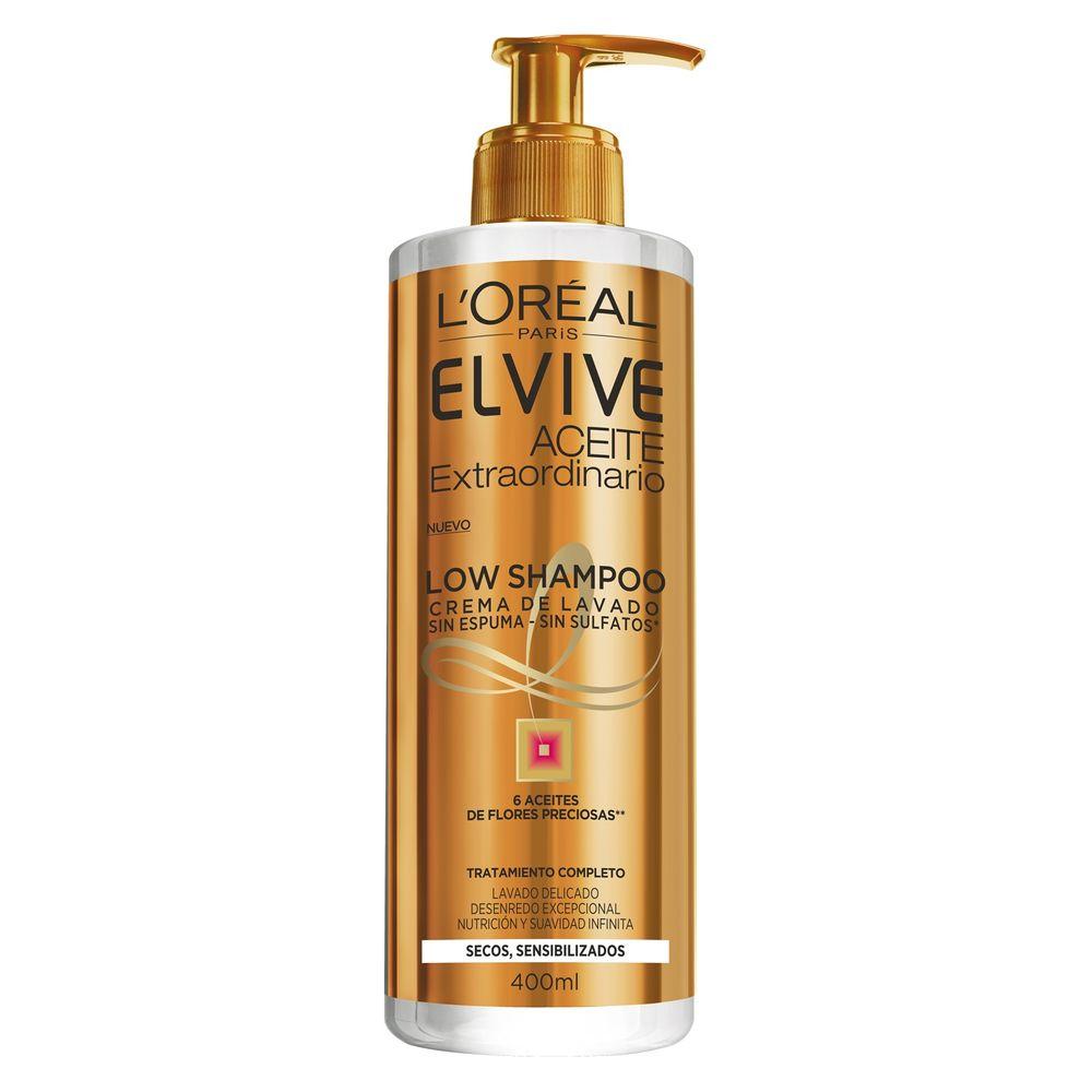 shampoo-elvive-low-poo-oleo-extraordinario-x-400-ml
