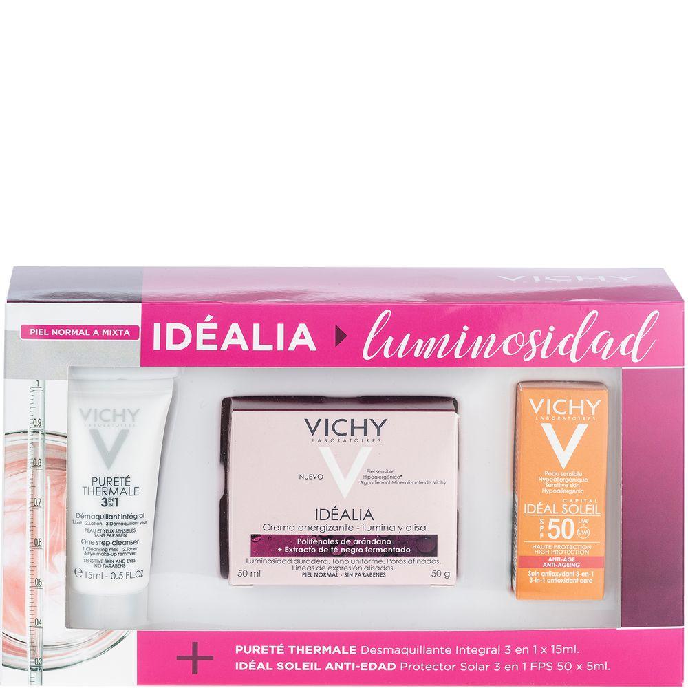 cofre-vichy-idealia-crema-energizante-rutina-de-luminosidad-para-piel-normal-a-mixta