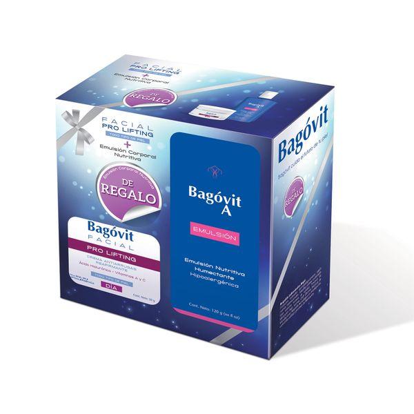 crema-antiarrugas-bagovit-facial-pro-lifting-dia-todo-tipo-de-piel-x-50-gr-emulsion-nutritiva-humectante-bagovit-x-120-gr