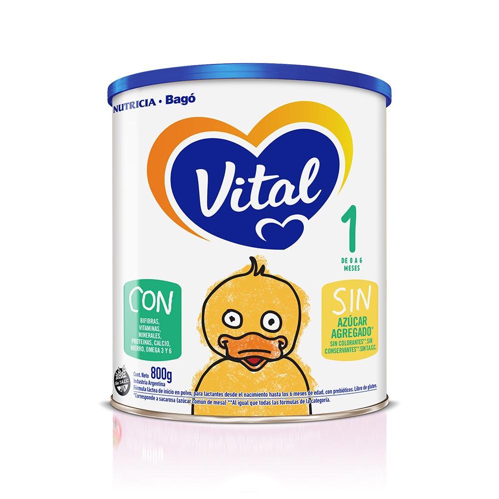 b15f3ac26c56 Fórmula Nutricionalmente Completa para Lactantes de 0 a 6 meses x ...