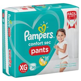 209626-Paniales-Pampers-Pants-Hiperpack-talle-XG-lateral-imagen-2