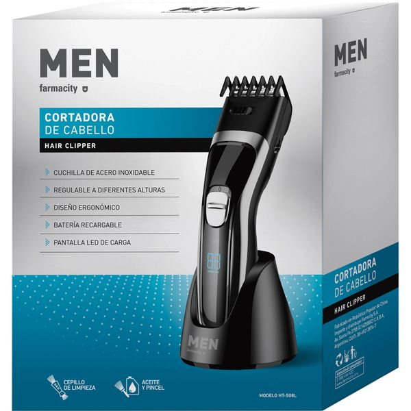 cortadora-de-cabello-electrica-men-farmacity-con-led-negra