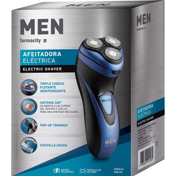 afeitadora-electrica-men-farmacity-360-giratoria-azul