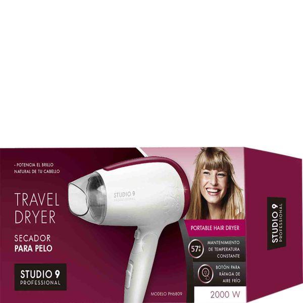 secador-de-pelo-studio-9-professional-2000-w-blanco-y-violeta