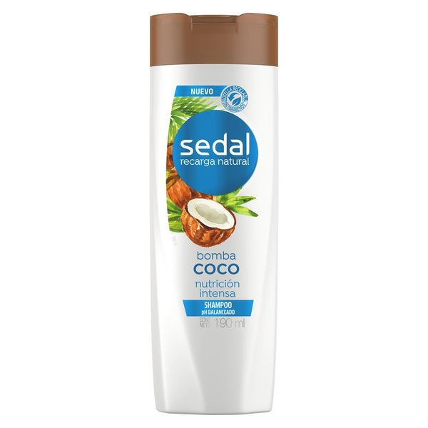 shampoo-sedal-bomba-coco-x-190-ml