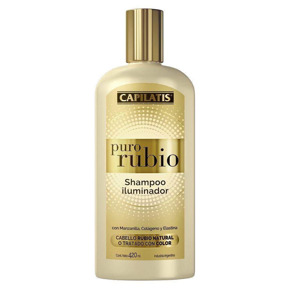 Shampoo Iluminador X 420 Ml Farmacityar