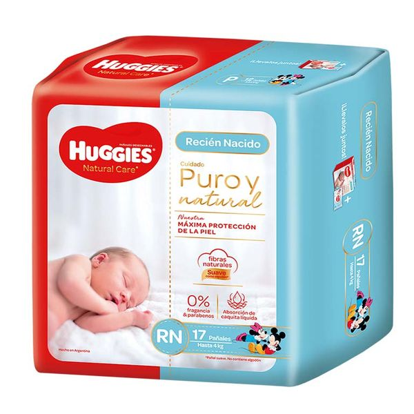panales-huggies-natural-care-primeros-100-dias