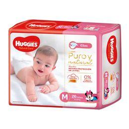 panales-huggies-natural-care-megapack-nena