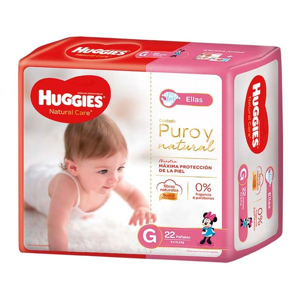 panales-huggies-natural-care-megapack-nena