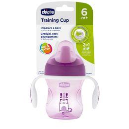 vaso-chicco-training-cup-6-m-rosa-violeta-x-200-ml
