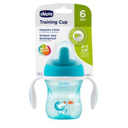 vaso-chicco-training-cup-6-m-celeste-azul-x-200-ml