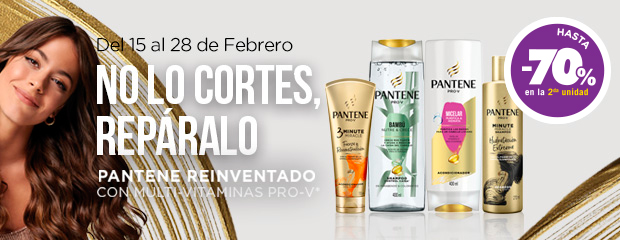 P&G Pantene 2do70 NewHome