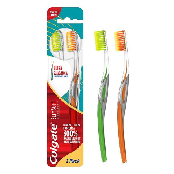 cepillo-dental-colgate-slim-soft-advanced-ultra-suave-x-2-un
