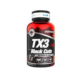 suplemento-dietario-tx3-black-cuts-gentech-x-60-caps