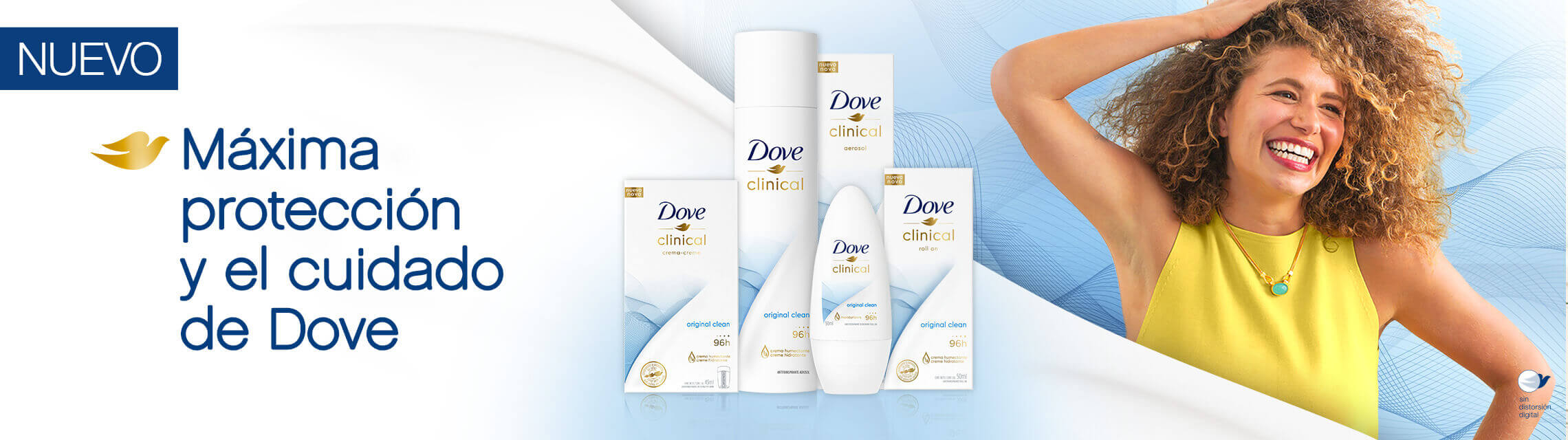 Dove Clinical