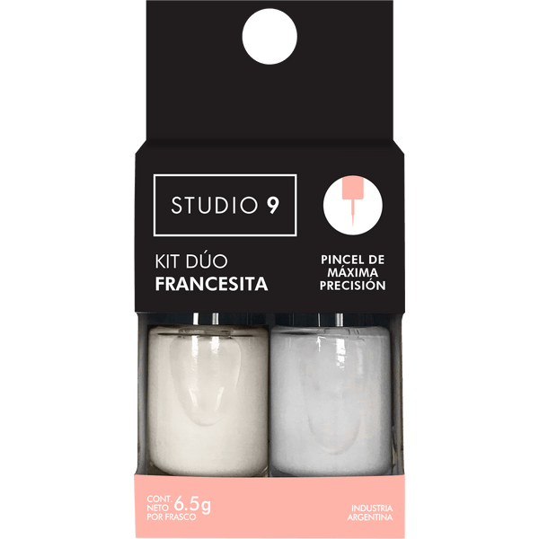 kit-duo-para-unas-studio-9-francisitas-x-13-gr