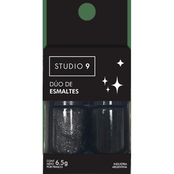 kit-duo-para-unas-studio-9-esmaltes-x-13-gr