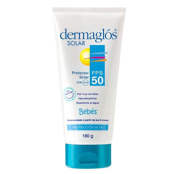 protector-solar-bebes-dermaglos-fps-50-x-150-gr