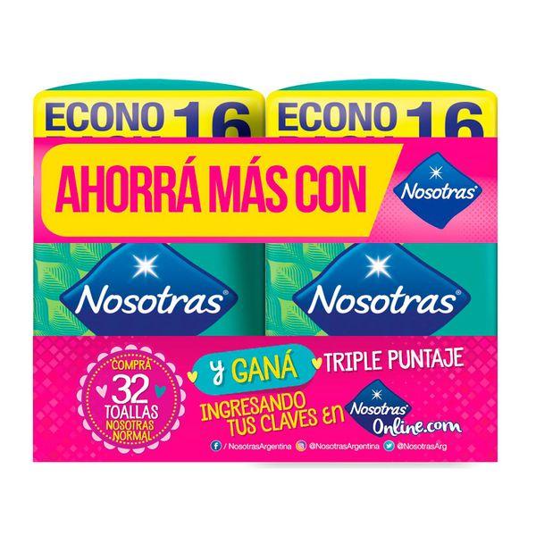 toallitas-femeninas-nosotras-normal-pack-32-unidades