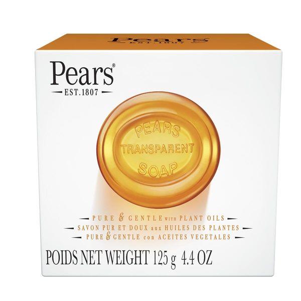jabon-en-barra-pears-glicerina-ambar-x-125-gr
