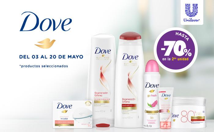 Unilever Dove NewHome