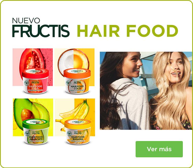 Novedades Half Hair Food NewHome