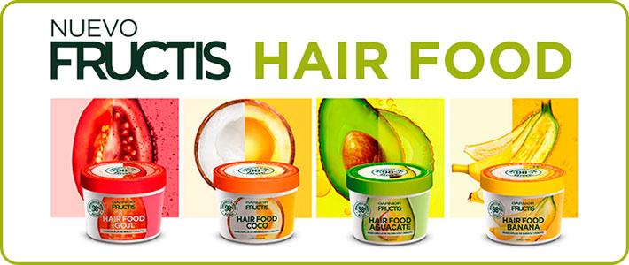 Novedades Half Hair Food Mobile NewHome