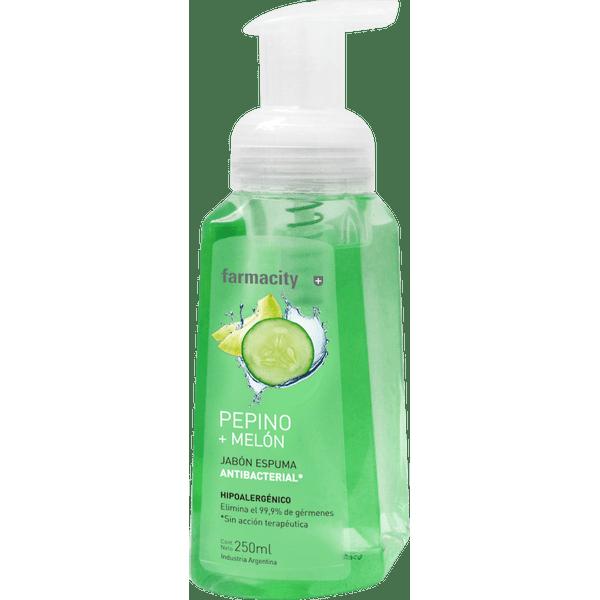 jabon-espuma-antibacterial-para-manos-pepino-melon-x-250-ml