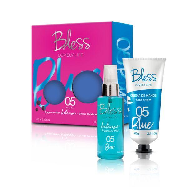 set-bless-fragancia-intense-blue-05-x-60-ml-crema-de-manos-x-60-gr