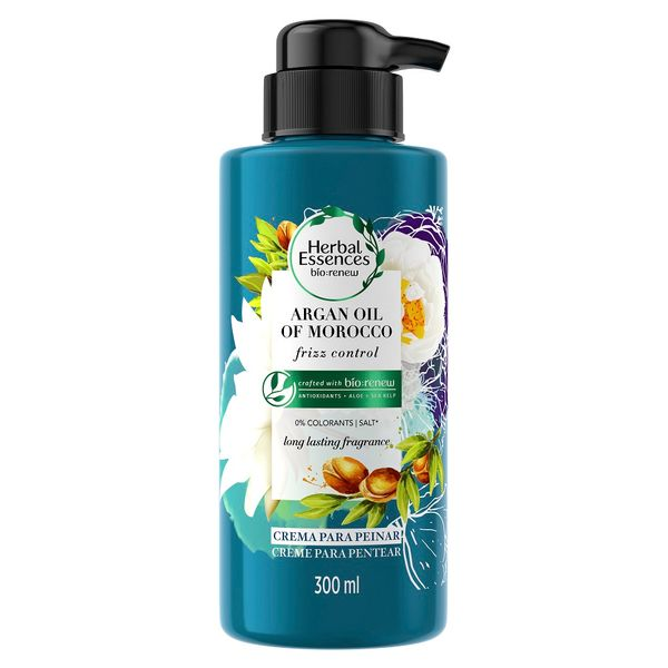 crema-para-peinar-herbal-essences-bio-renew-argan-oil-of-morocco-x-300-ml