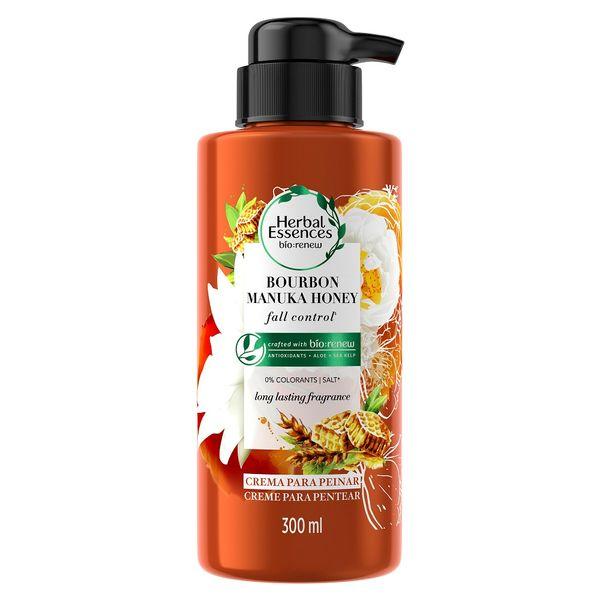 crema-para-peinar-herbal-essences-bio-renew-bourbon-manuka-honey-x-300-ml