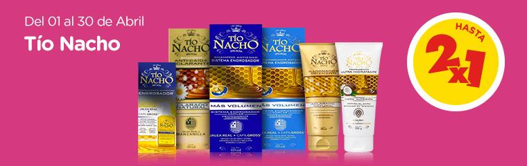 Genomma Tio Nacho NewHome