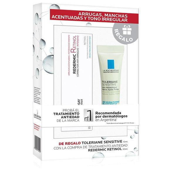 crema-antiarrugas-la-roche-posay-redermic-retinol-x-30-ml-crema-hidratante-la-roche-posay-toleriane-sensitive-x-15ml