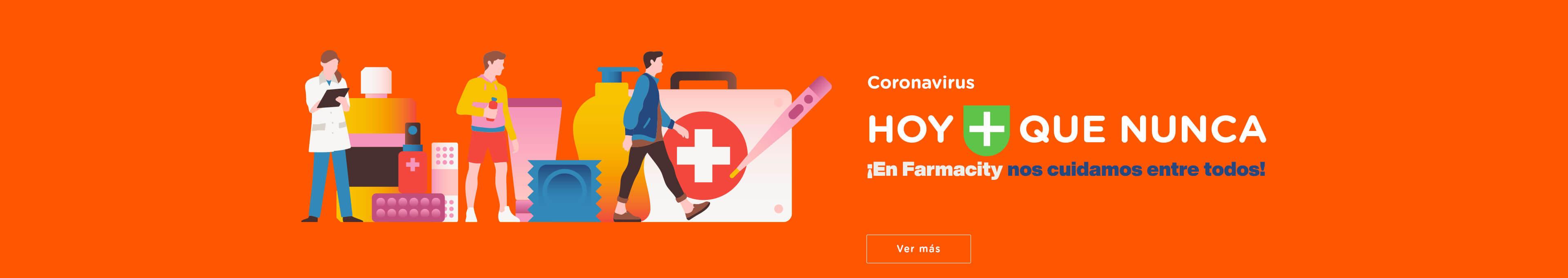Landing Coronavirus