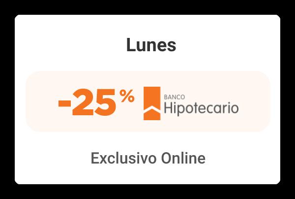 Lunes Hipotecario