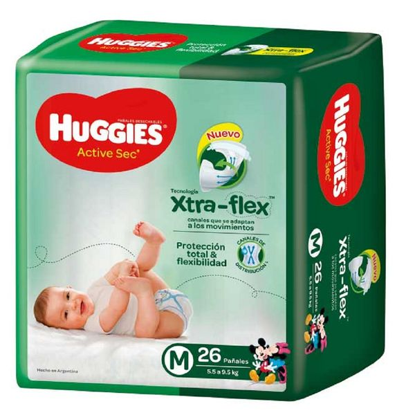 pañal-huggies-active-sec-xtra-flex