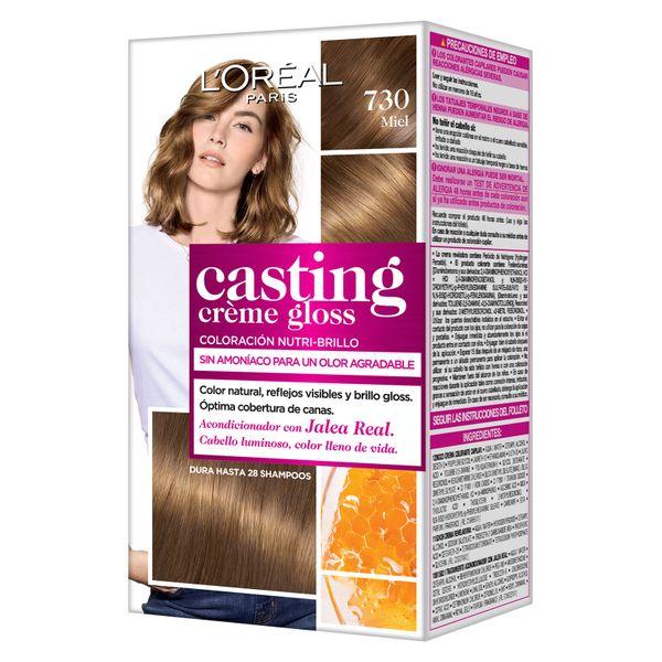 Kit Coloración Tintura Sin Amoníaco Casting Creme Gloss X 45 Gr Farmacityar